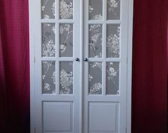 Small 2 cabinet doors