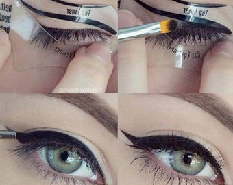 Eye Shadow Stencil