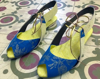 Golden Garden! **Handmade Shoes**