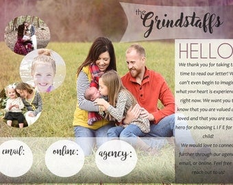 Custom Mini Adoption Profile Page
