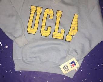 vintage × Russle Athletics × UCLA