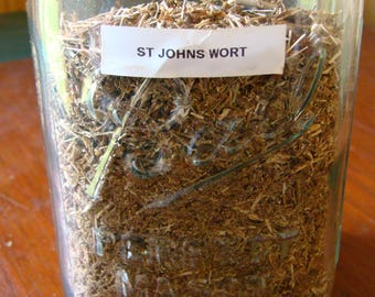 St Johns Wort Herb