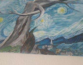 Tree Lovers Acrylic Paint