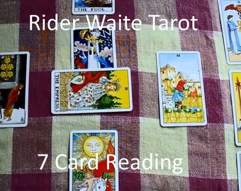 7 Card Love and Fate Reading
