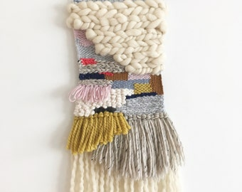 Woven wall hanging: Made to order