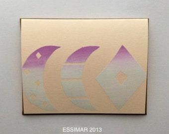 Dos Lunas Card 2013