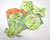 Pocketful of Paper Embellishments for Scrapbooking, Journaling, Paper Crafts