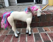 Primitive Doll Unicorn Ready to Ship