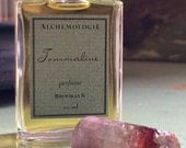 Tourmaline Natural Perfume Botanical Artisanal Small Batch Handmade in Brooklyn, NY by Alcheologie