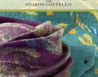Wet Felting with Sharon Costello