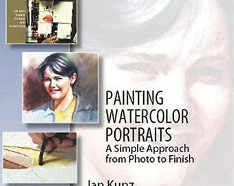 Painting Watercolor Portraits