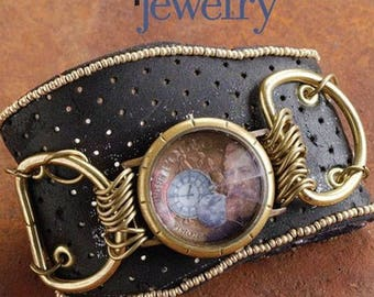 Mixed Media Making Steampunk-Style Jewelry