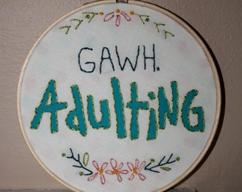 GAWH Adulting Sampler