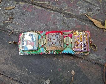 Mughal cuff bracelet