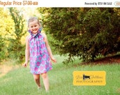 SALE Poet Collar Top/Dress Whimsy Couture Sewing Pattern/Tutorial PDF sizes 0m - 12 girls Instant