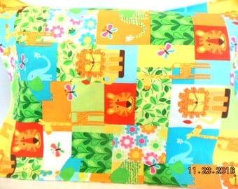 Jungle Animals Pillowcase