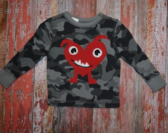 size 12-18 mth Boys * CLEaRaNCE SaLE * REaDY 2 ShIP * VALeENTINES DAY shirt HeArT LovE