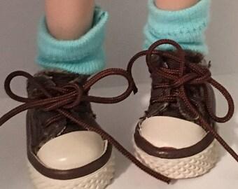 Short Mint Socks For Blythe...
