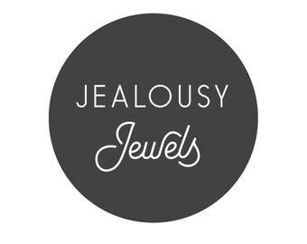 Trendy, Long Black Leather, Ocean Love Shoelace Choker Necklace