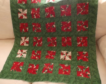 Christmas Table or Wall Quilt Top