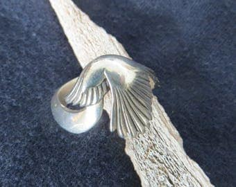 Magpie Sterling Ring