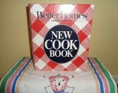 1981 Better Homes and Gardens New Cook Book