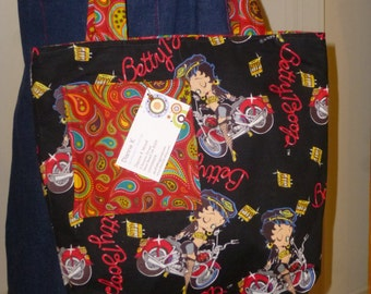 Tote Betty Boop  (510)