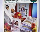 Wizard Of Oz Cross Stitch Pattern - Vintage 1992