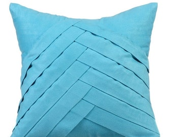 15 Holiday Sale Handmade Navy Blue Pillow Cases By