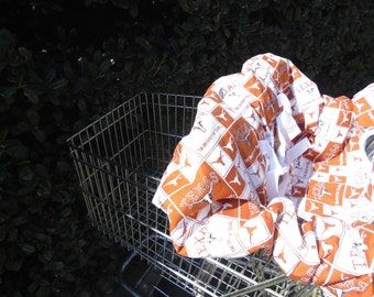 UT  baby shopping cart cover/ high chair cover