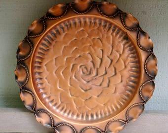 Gregorian Copper Plate