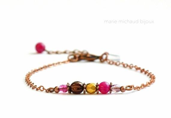 Delicate minimalist adjustable bracelet,Delicate bracelet,Minimalist bracelet,Minimalist jewelry,Dainty jewelry,Spring jewelry,Dainty