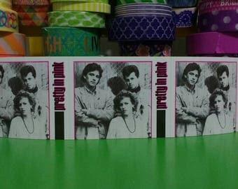 Rare Vintage Pretty in Pink Movie Promo Stickers
