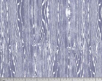 "Joel Dewberry Woodgrain NuGray PWTC008 Wood True Colors Westminster Fibers Sewing Quilting Quilt 18"" BTHY Half Yard Quilt Fabric HY"