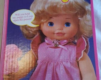 1983 Chatty Patty Doll in Original Box