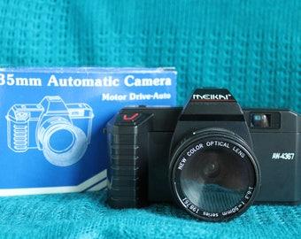 Meikai AW-4367 35mm plastic camera NIB