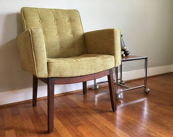 Mid Century Modern Arm Chair Knoll Danish Modern
