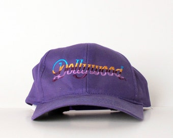 Vintage 90s DOLLYWOOD Hat
