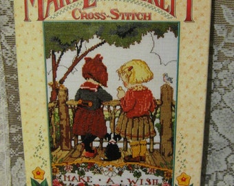 Mary Engelbreit Cross Stitch Hardcover Book