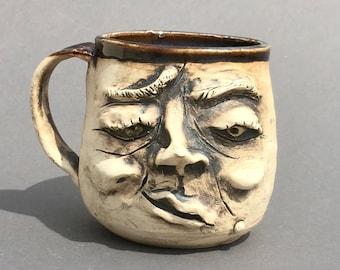 """Ugly mug """"Mulva."""""""
