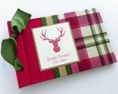 Christmas album 8x8 size-ready to ship