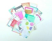 Planner Grab Bag, List Grab Bag, To Do List, Notes, Listers Gotta List Grab Bag, Planner Supplies, Paper Ephemera