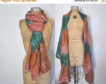 50% OFF Gauzy Cotton Scarf / festival Indian / bandeau top