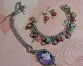 Charm Bracelet set-Magic Kyun Renaissance, anime, Japanese, romance