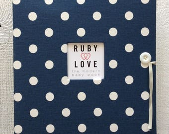Navy Polka Dot | SCHOOL YEARS ALBUM