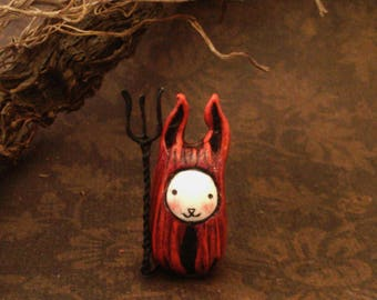 Devil Bibbit  by Lisa Snellings