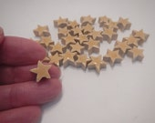 Tiny Yellow Star Mosaic Tiles-50 Cents each