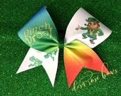 Pinch Proof St Patrick's Day Bow
