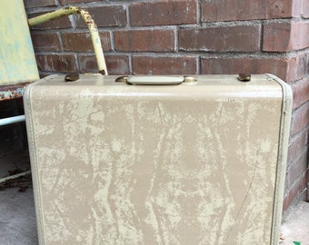 Vintage Suitcase by Samsonite 1940s