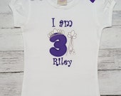 Purple Princess Crown and Sceptor PERSONALIZED Pink & Silver Birthday Shirt Or Onesie 1st 2nd 3rd 4th 5th 6th 7th 8th Birthday